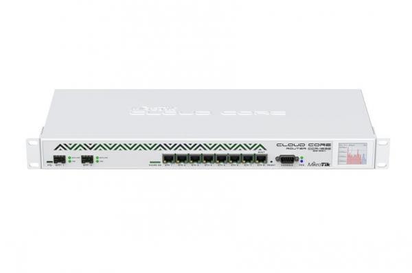Mikrotik CCR1036-8G-2S+EM Mikrotik CCR1036-8G-2S+EM 10G Cloud Core Router | CCR1036-8G-2S+EM