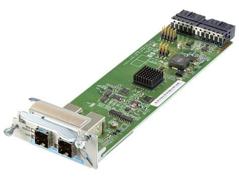 J9733A | HP J9733A HP Switch Modul, 2920, Stack, 2-Port | J9733A
