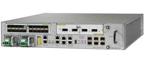 Cisco Systems ASR-9001 Cisco ASR 9001 2U Grau Netzwerkchassis | ASR-9001