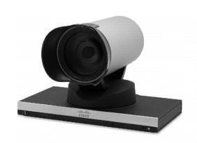 Cisco Systems CTS-PHD1080P12XS2 Cisco TelePresence PrecisionHD Camera - 1080p 12x Innenraum Geschoss Schwarz - Grau | CTS-PHD1080P12XS2